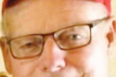 """Willard J. """"Willie"""" Holdorf"""