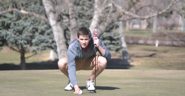 Matthew Schaefer will be golfing at Northeast Community College